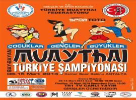 Türkiye Muaythai Şampiyonası