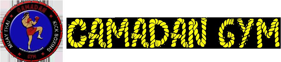 CAMADAN GYM logo